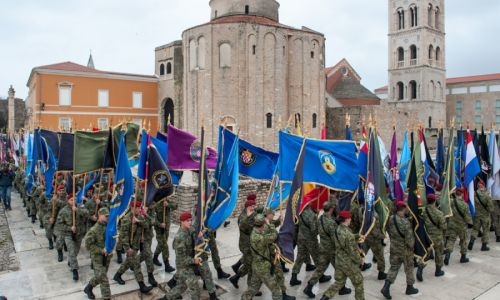 Školski  natječaj  25 godina vojno-redarstvene operacije Maslenica 1993. – 2018.