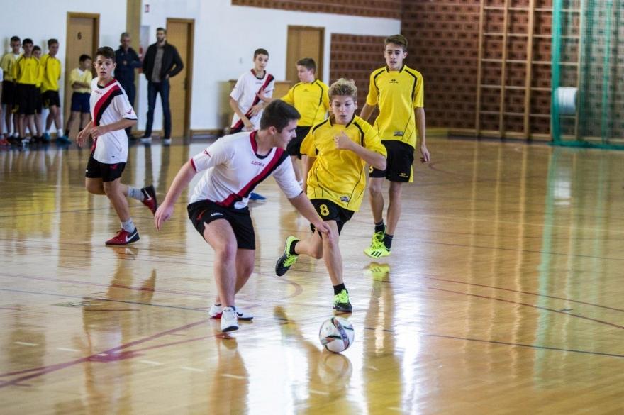 Više od 500 natjecatelja u prvom izdanju futsal lige osnovnih škola