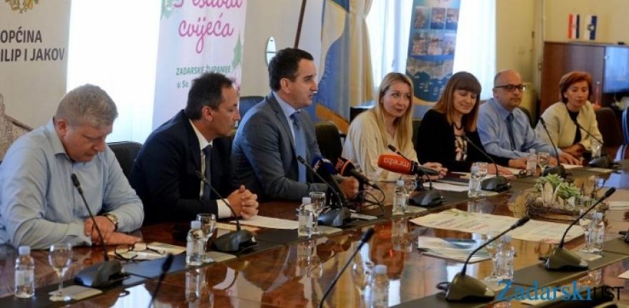 Dani agroturizma Zadarske županije i Festival cvijeća u Sv.Filipu i Jakovu
