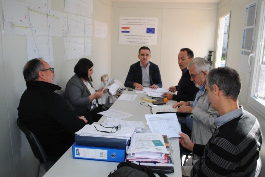 Održan radni sastanak Radne grupe za provedbu Plana navodnjavanja za područje Zadarske županije i projektnog tima
