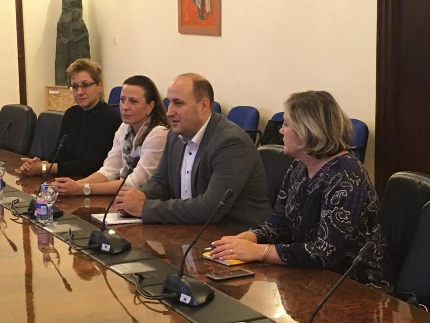 Posjet predstavnica češko-slovačke udruge Oko Jadrana i saborskog zastupnika Vladimira Bileka