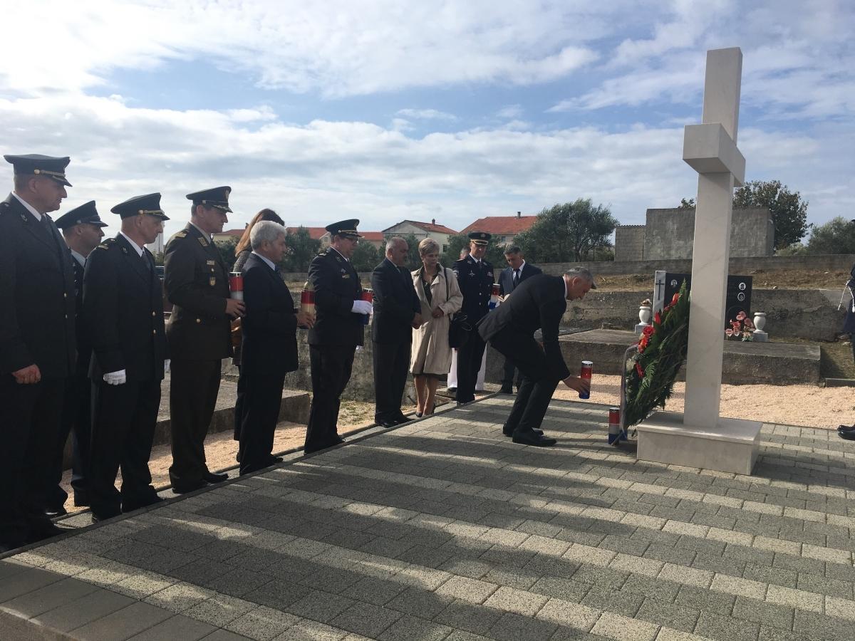 6. listopada - Dan obrane grada Zadra