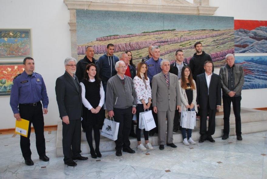 6. sjednica Vijeća za prevenciju kriminaliteta na području Zadarske županije 6. sjednica Vijeća za prevenciju kriminaliteta na području Zadarske županije