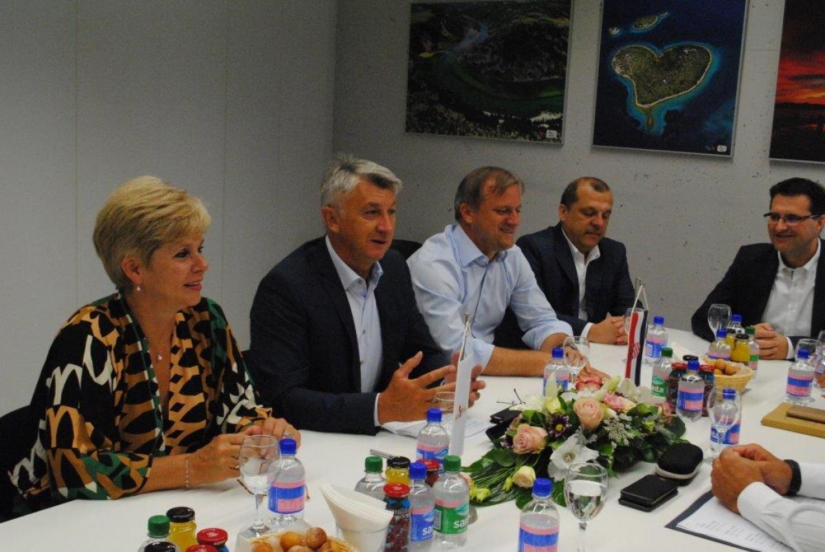 Ministar turizma u posjetu Zadarskoj županiji