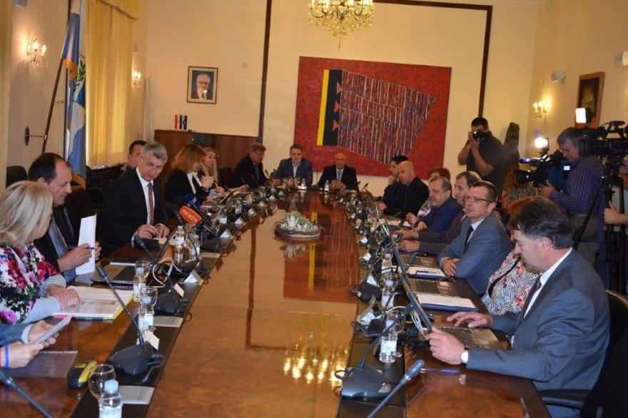 Održana 8. sjednica kolegija župana- Proračun Zadarske županije i dalje stabilan