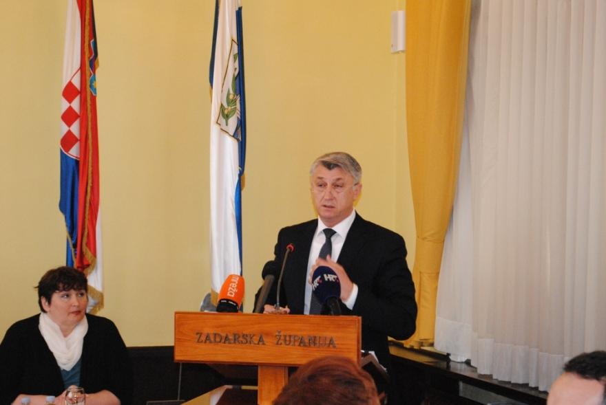 Zadarska županija uspostavlja međuregionalnu suradnju sa kineskom provincijom Hainan