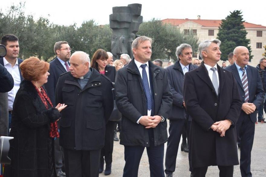 Predsjednik Republike Albanije i Predsjednica Republike Hrvatske posjetili Zadar