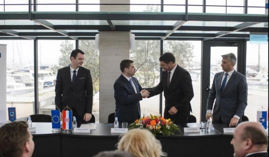 Započeo investicijski ciklus u luke: sredstvima EU do boljeg otočnog povezivanja