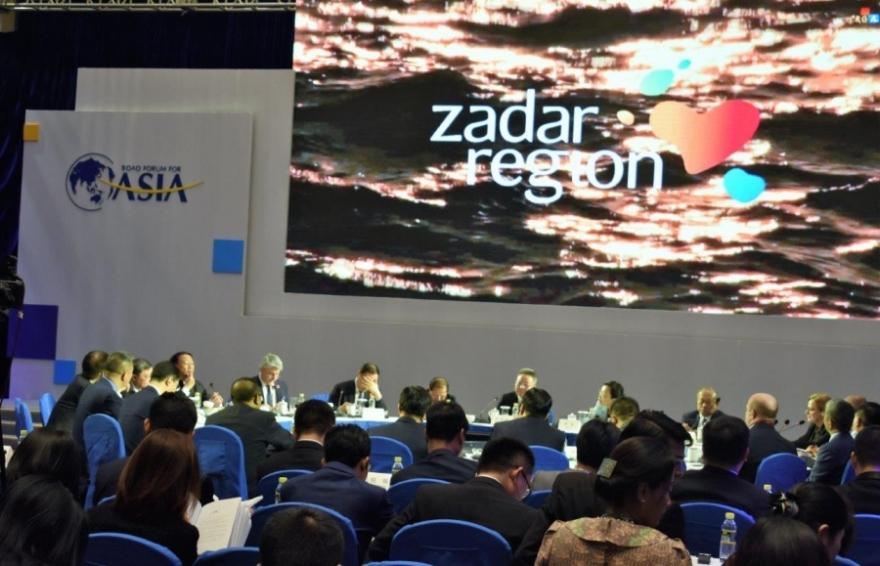 Luka Zadar od ove godine  službeno postala dio Pomorskog puta svile