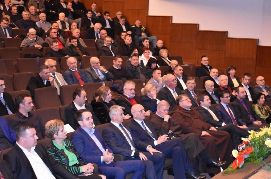 Svečanom sjednicom obilježen Dan grada Obrovca