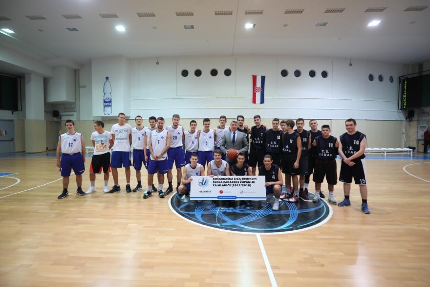 Longin: Školskim natjecanjima stvoriti novu bazu sportaša