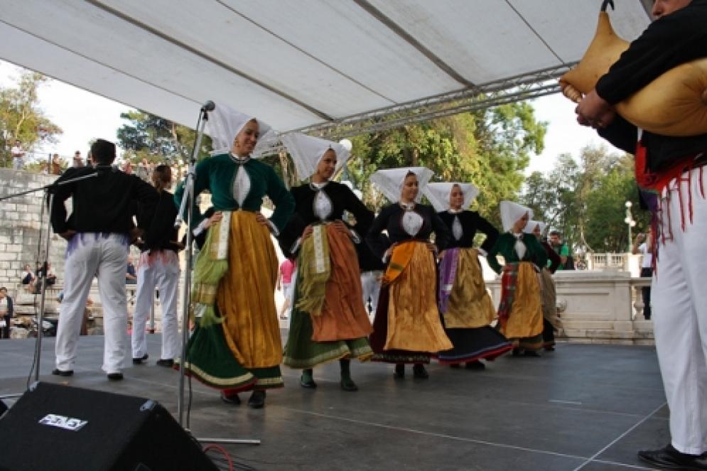 Počinje Smotra folklora Zadarske županije