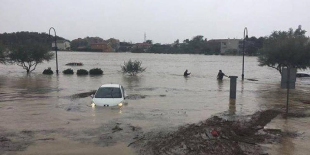 Vlada Zadarskoj županiji odobrila 21 milijun kuna za elementarne nepogode
