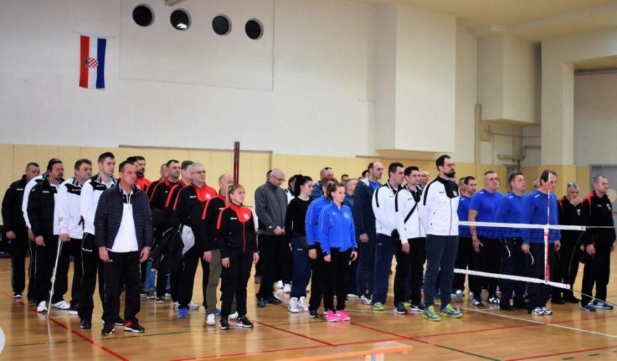 Reprezentacije Hrvatske pobjednik memorijalnog turnira Maslenica '93.