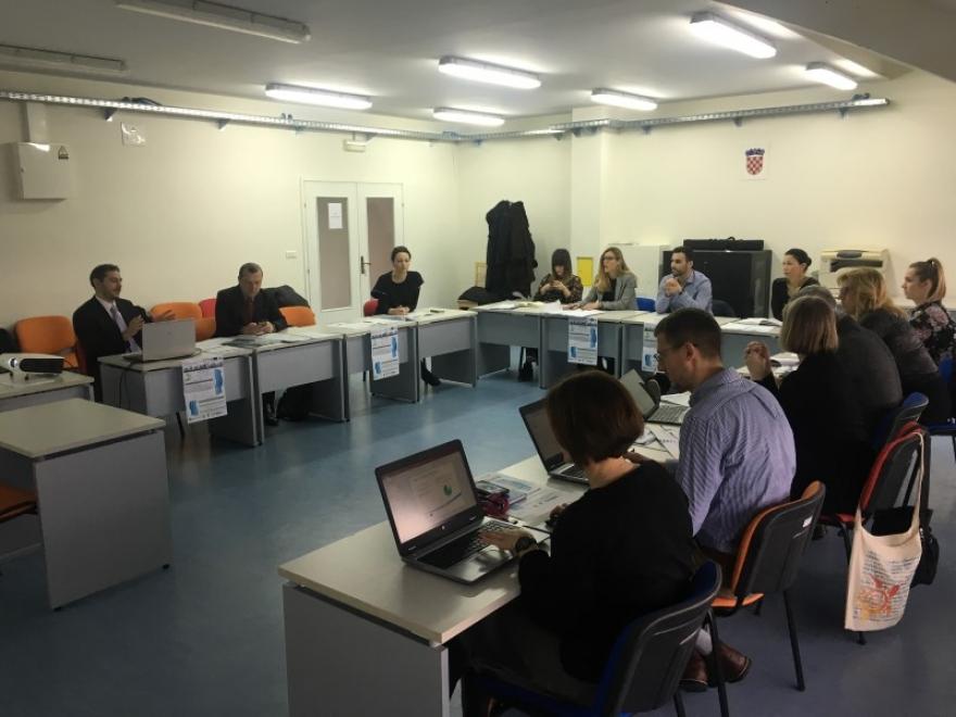 Održan početni sastanak partnera na projektu HERCULTOUR u organizaciji Zadarske županije