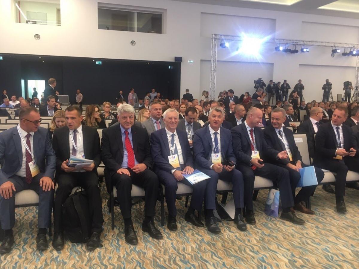 """Župan Longin sudjeluje na konferenciji """"Dani regionalnog razvoja i EU fondova"""""""