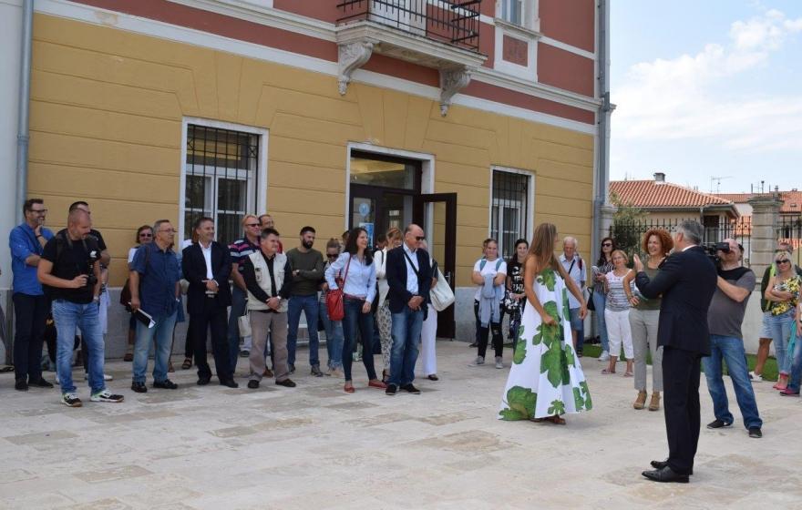 Župan Longin otvorio 10. Festival smokava