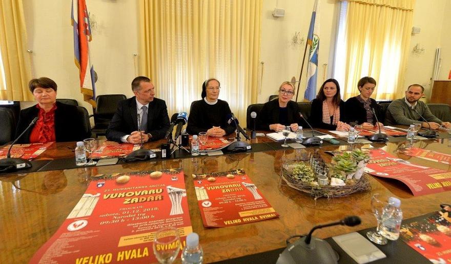 Predstavljena 23. humanitarna akcija Vukovaru za dar
