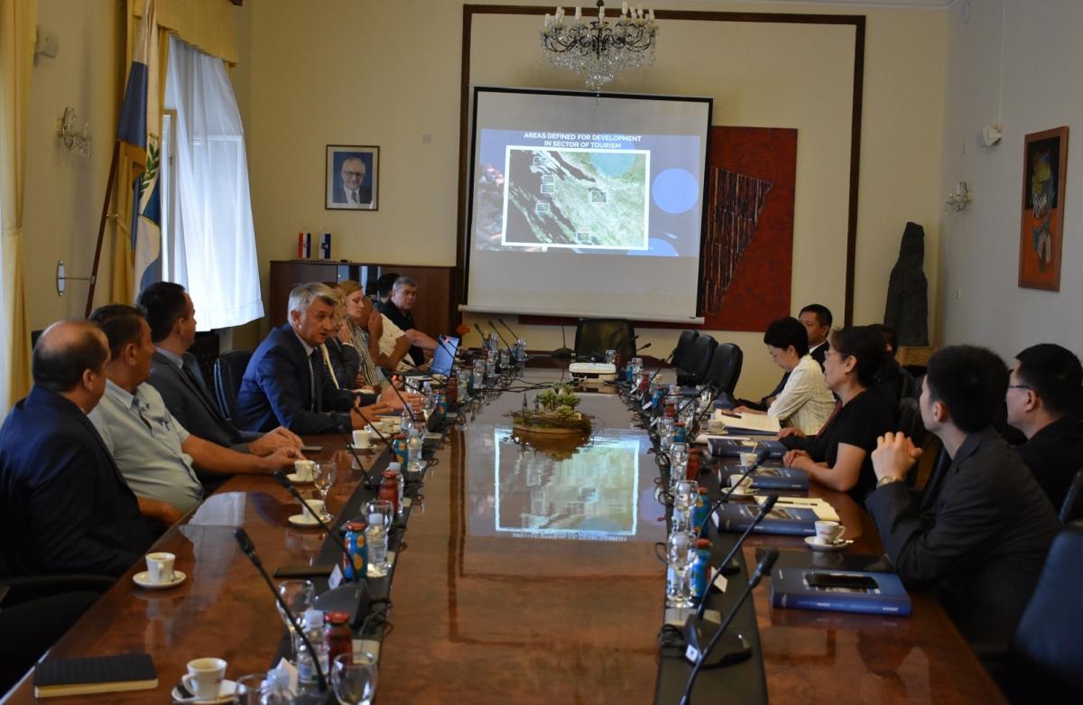U posjetu Zadarskoj županiji boravilo izaslanstvo prijateljske kineske regije Hainan