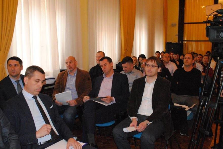 Održana 5. sjednica Skupštine Zadarske županije