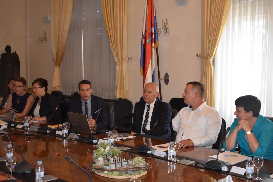 Pomoćnik ministrice Prskalo predstavio projekt strukovnih centara kompetencija