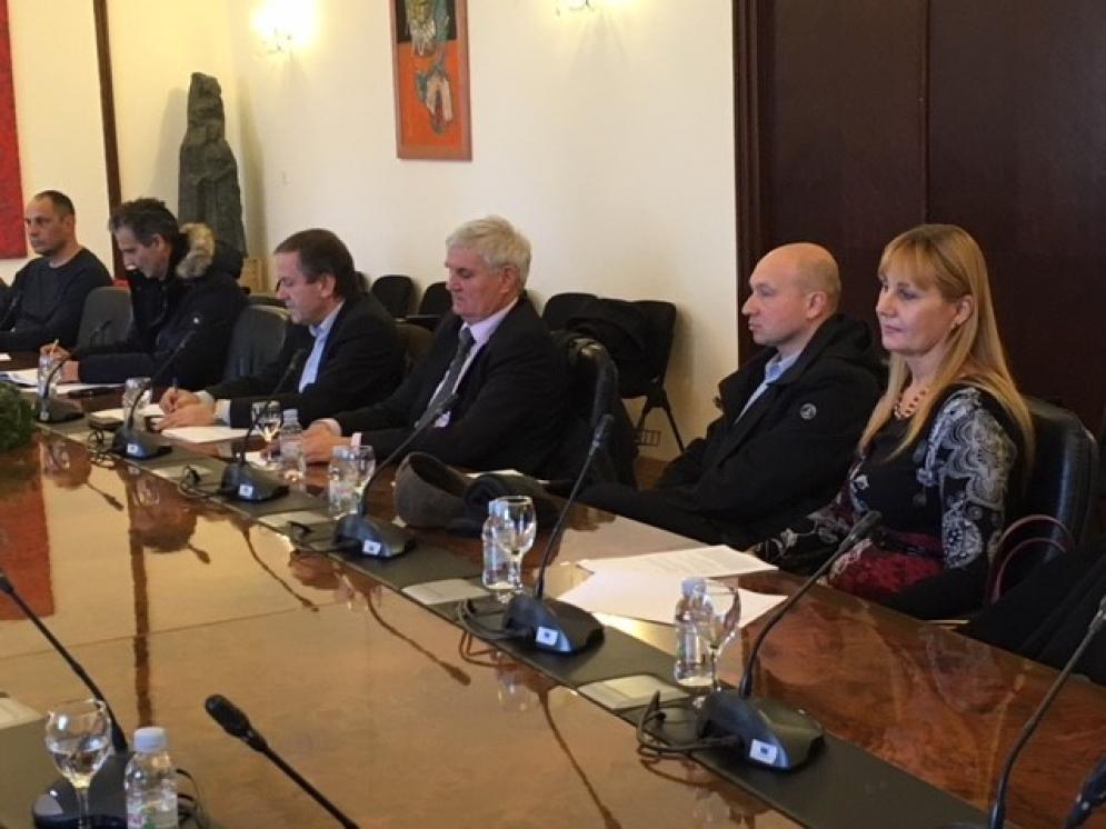Sjednica stožera civilne zaštite Zadarske županije