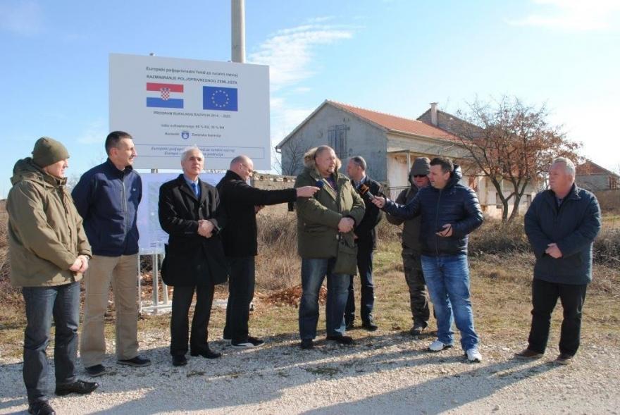 Uvodna konferencija projekta razminiranje poljoprivredne površine Zadarske županije