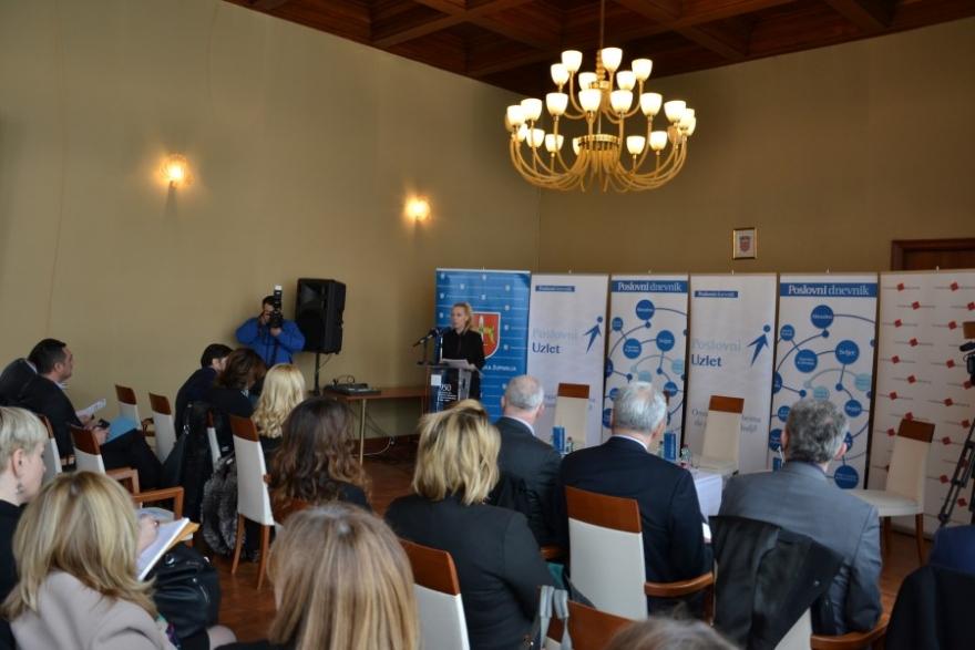 Lovro Jurišić sudjelovao na prvoj Regionalnoj konferenciji o privlačenju sredstava iz fondova Europske unije
