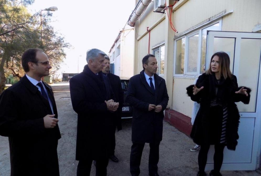 Otvoren novi pogon tvrtke Mardešić vrijedan 20,5 milijuna kuna