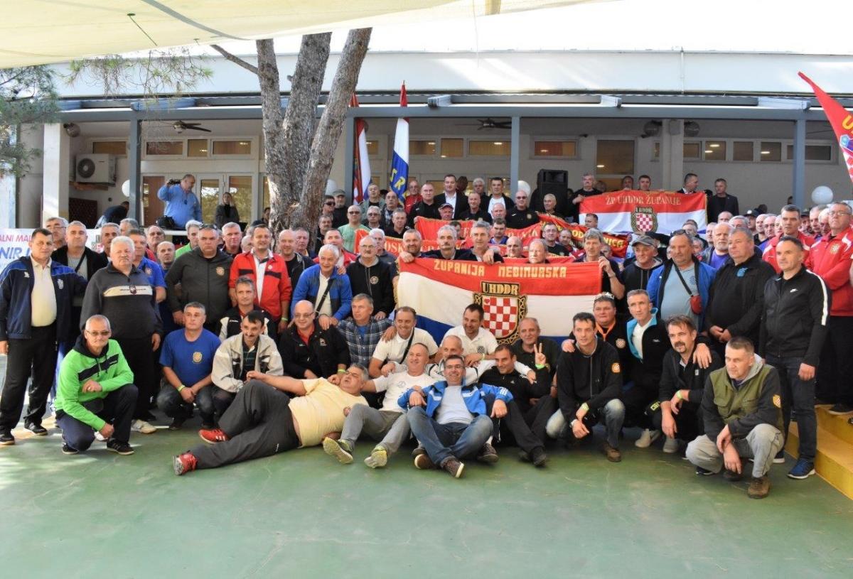 Sv. Filip i Jakov ugostio 24. izdanje okupljanja veterana UHDDR-a