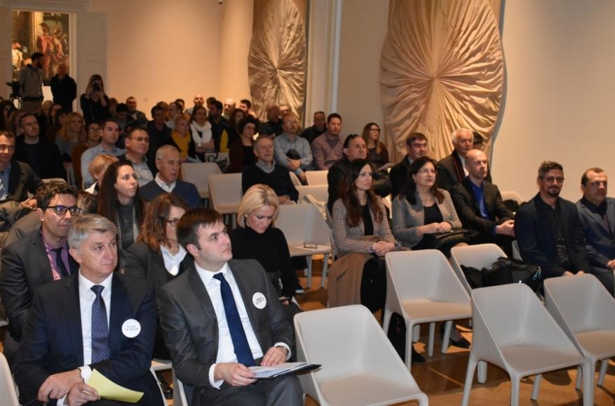 Predstavljen EU projekt Interpretacijsko edukacijski centar Grpašćak