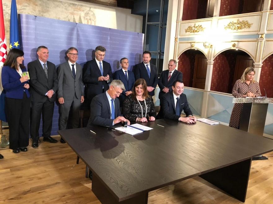 Potpisan Ugovor za Kulturnu rutu putevima liburnskog, rimskog i hrvatskog nasljeđa Zadarske županije