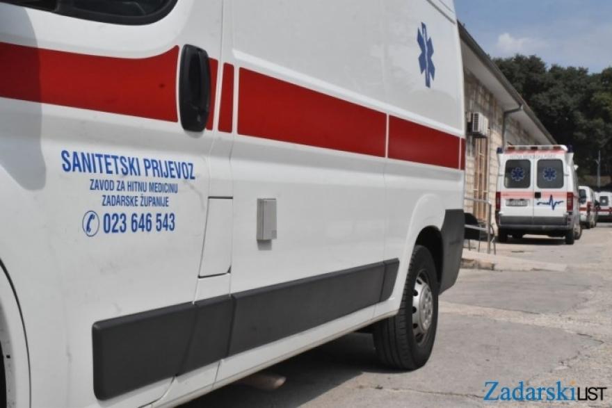 Hitna pomoć odlično je opremljena i ustrojena, ali je situacija u sanitetu jako loša
