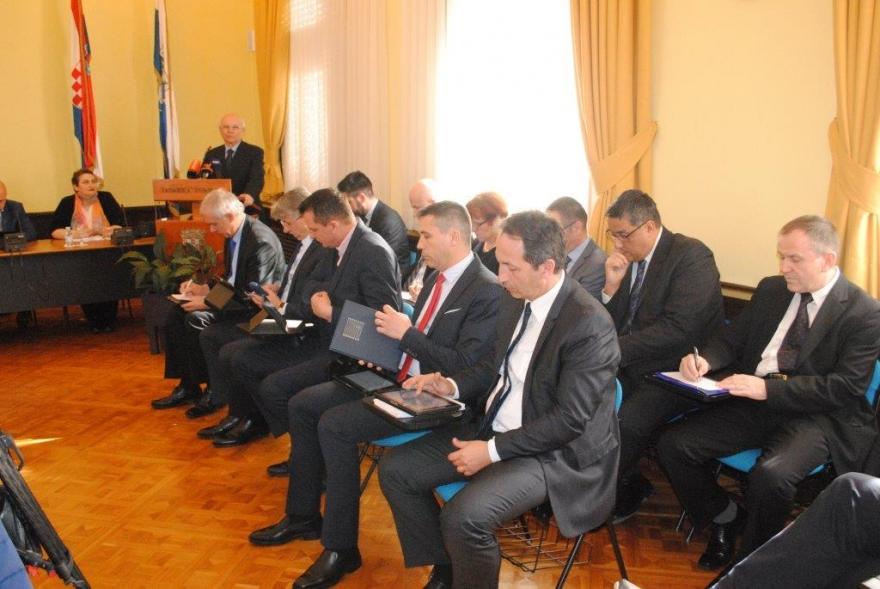 Prva e- sjednica Skupštine Zadarske županije