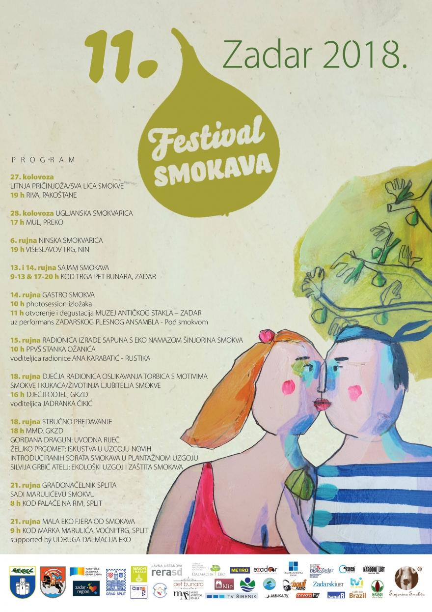 Najava 11. Festivala smokava