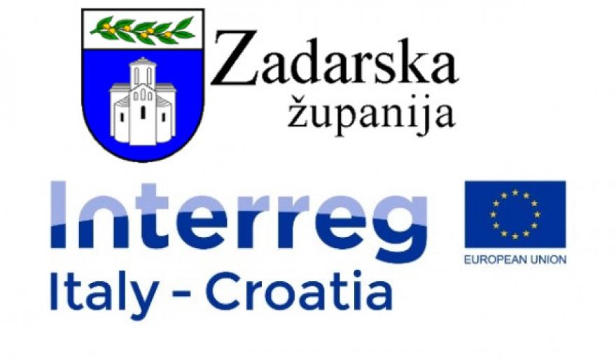 Zadarska županija i županijske institucije provoditi će 11 projekata odobrenih u okviru Program prekogranične suradnje INTERREG V-A Italija-Hrvatska