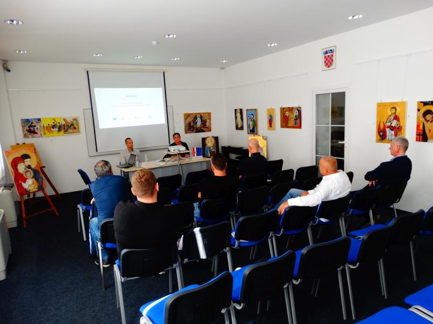 Tvrtka Eko d.o.o. održala V. seminar za predstavnike jedinica lokalne samouprave koje gravitiraju budućem CGO-u Biljane Donje