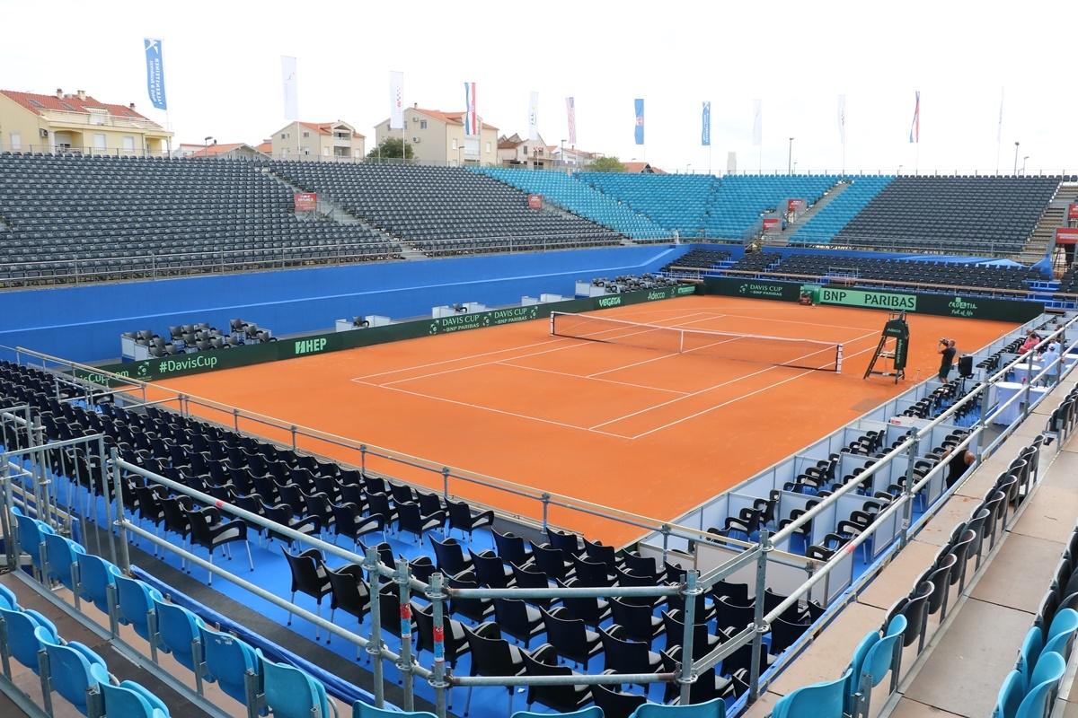 Teniska ljepotica na Višnjiku spremna za polufinale Davis Cupa