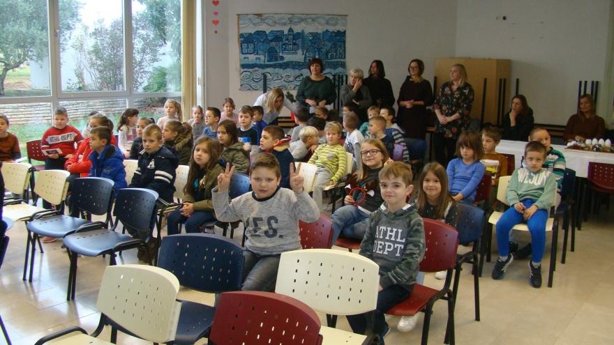 Program školskog mednog dana u OŠ Pakoštane