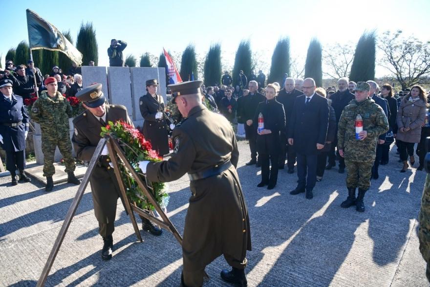 Dan sjećanja na žrtve Škabrnje u Domovinskom ratu