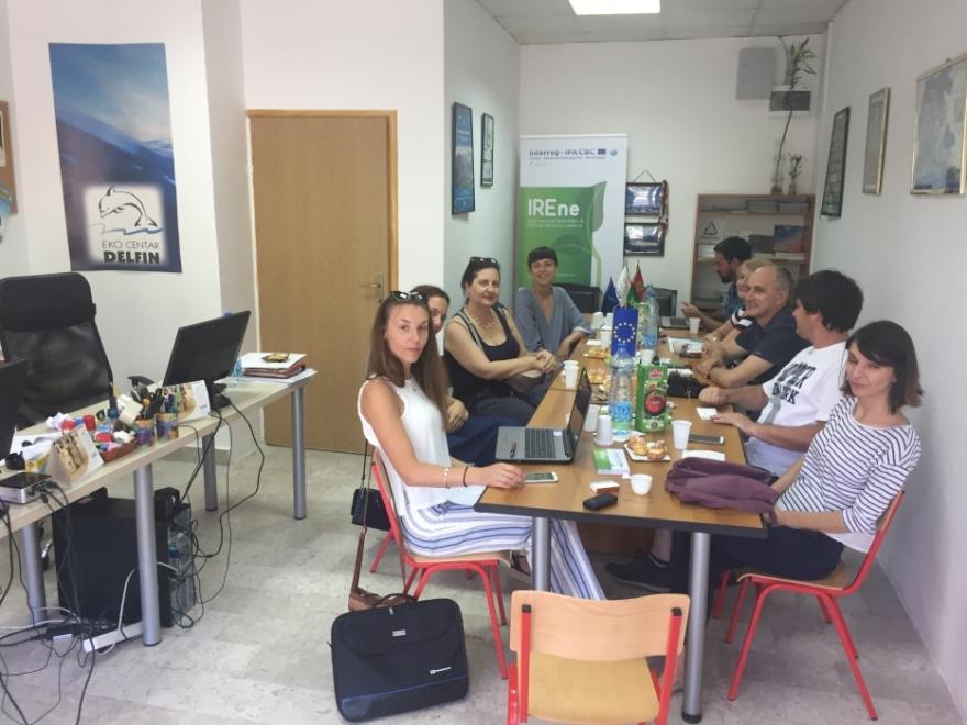 Održan četvrti koordinacijski sastanak svih partnera na projektu IRENE