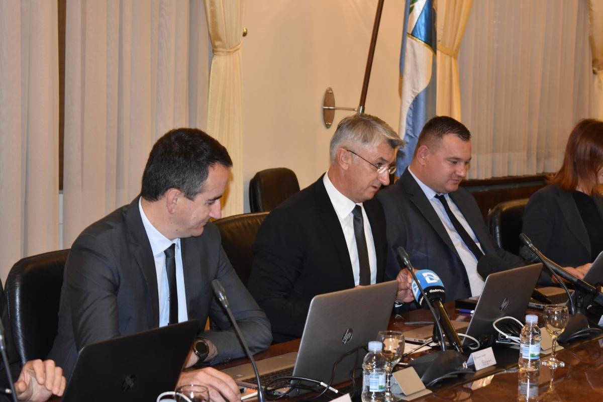 11. Kolegij župana: Usvojen prijedlog izmjena i dopuna proračuna