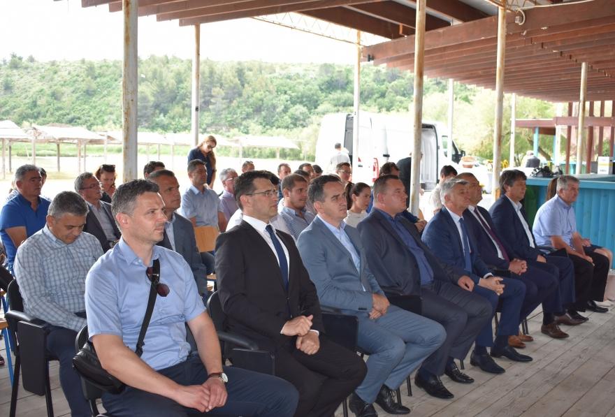 Dan općine Posedarje: Ključ razvoja - infrastruktura i zaštita okoliša