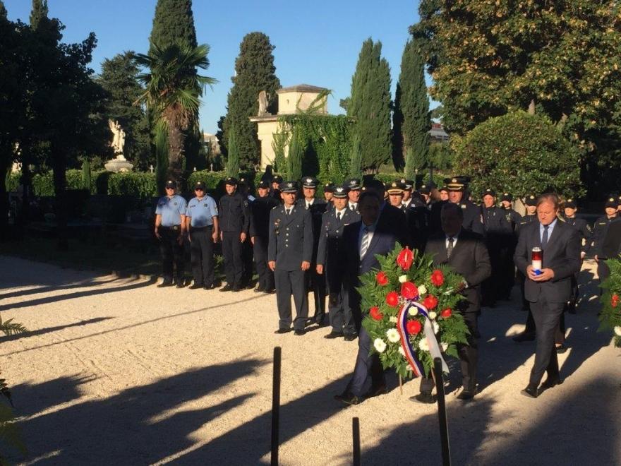Zadarska policija obilježila svoj dan