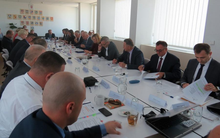 Župani o novoj financijskoj perspektivi Europske unije