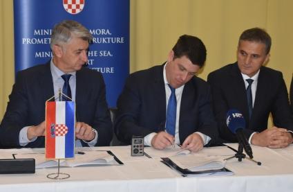 Potpisan sporazum za 17,5 milijuna kuna vrijedan projekt Privlačkog gaza