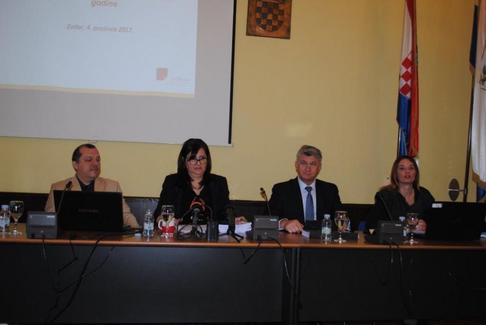 Predstavljena nova Županijska razvojna strategija.