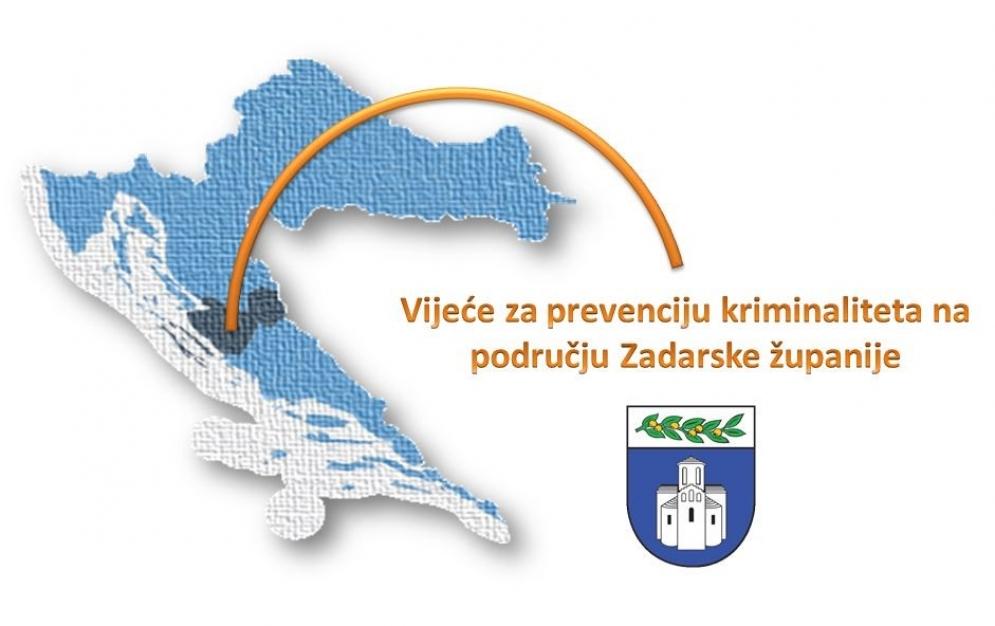 Održana 7. sjednica Vijeća za prevenciju kriminaliteta na području Zadarske županije