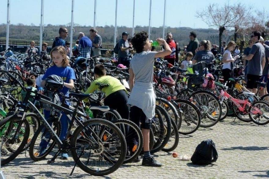"""Biciklijadom """"Od Branimira do Branimira"""" počeli Županijski dani 2018"""