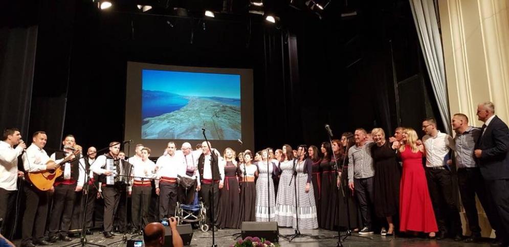 Zadarske klape oduševile još jednom vukovarsku publiku